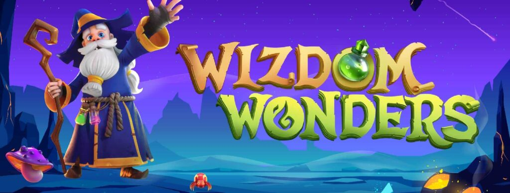 Wizdom wonders เกมสล็อต
