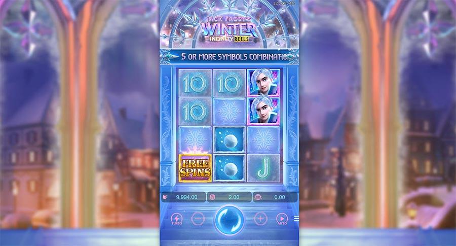 Jack Frosts Winter