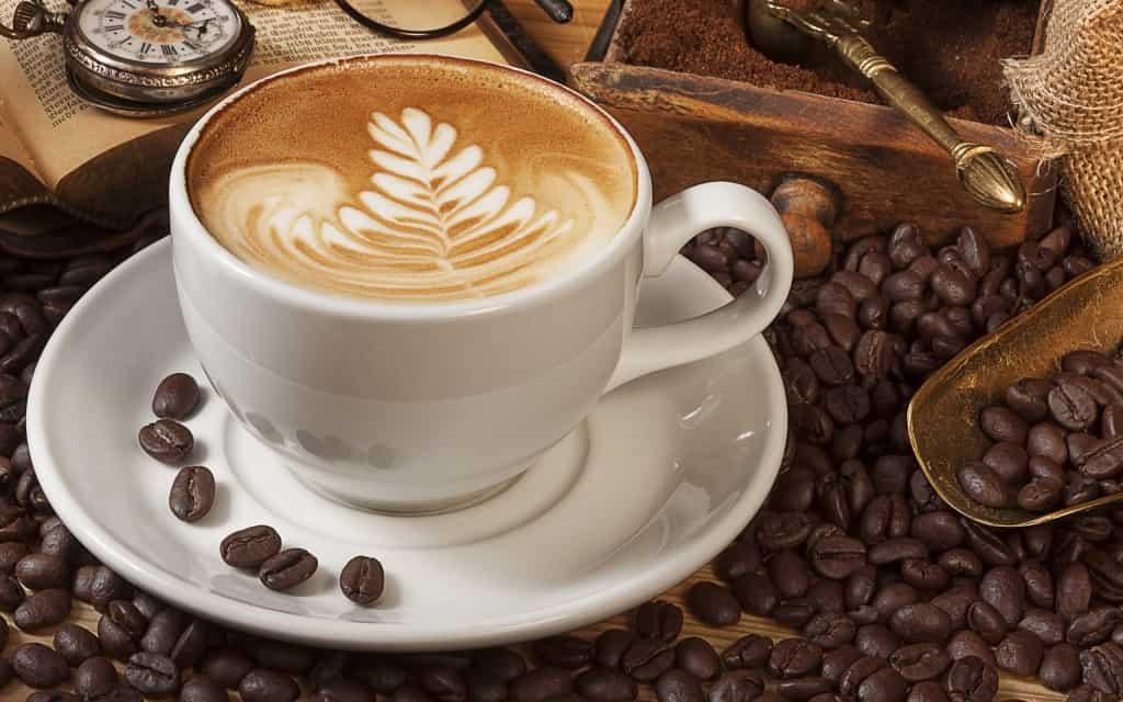 กาแฟ Cappuccino (คาปูชิโน)
