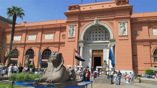 พิพิธภัณฑสถานแห่งชาติอียิปต์1