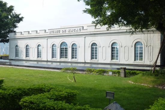 พิพิธภัณฑ์มาเก๊า (macau museum)