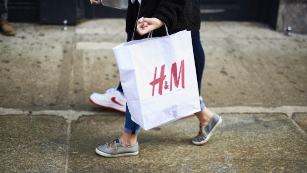 เสื้อผ้าแฟชั่น H&M