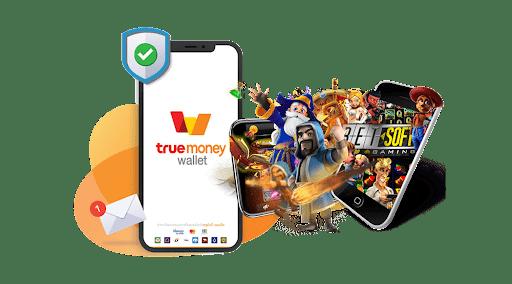 ฝากถอนออโต้ผ่าน True wallet ลงทุนสล็อตออนไลน์รับแจ็คพอต