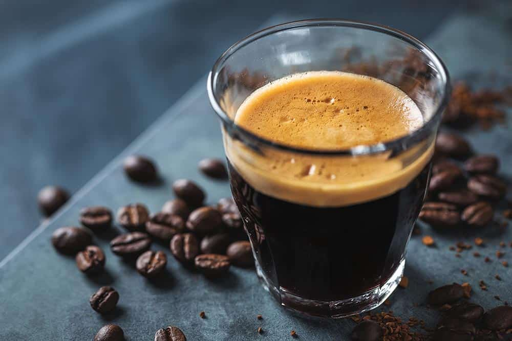 กาแฟ Espresso (เอสเปรสโซ)