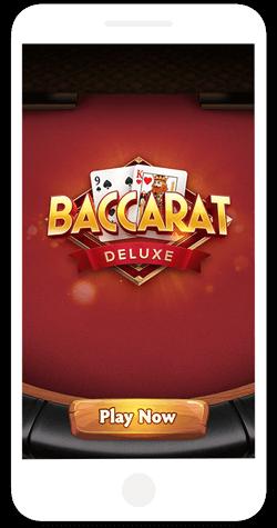 Baccarat Deluxe Demo