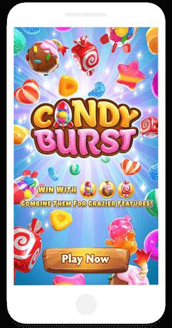 Candy Burst Demo