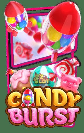 เกมสล็อตออนไลน์ยอดนิยม Candy-Burst