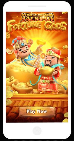 Fortune Gods Jackpot Demo