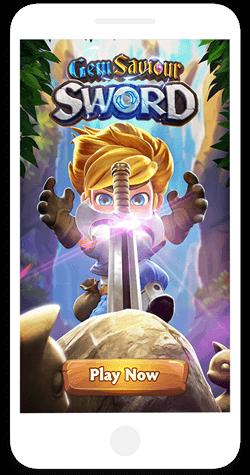 Gem Saviour Sword Demo