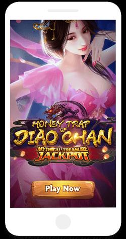 Honey Trap of Diao Chan Jackpot Demo