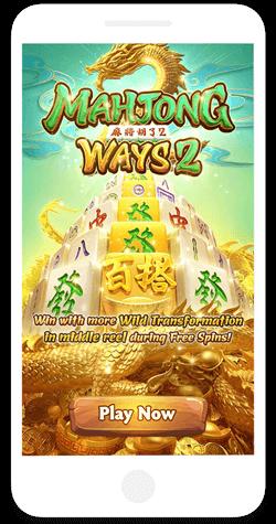 Mahjong Ways 2 Demo