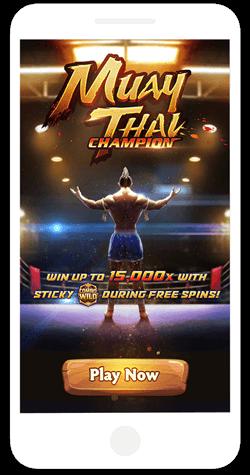 Muay Thai Champion Demo