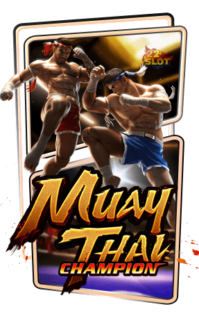 เกมสล็อตออนไลน์ยอดนิยม Muay-thai