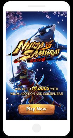 Ninja vs Samurai Demo