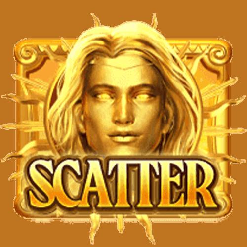 Rise of Apollo Scatter Symbol