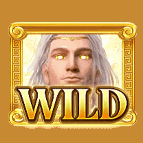 Rise of Apollo Wild Symbol