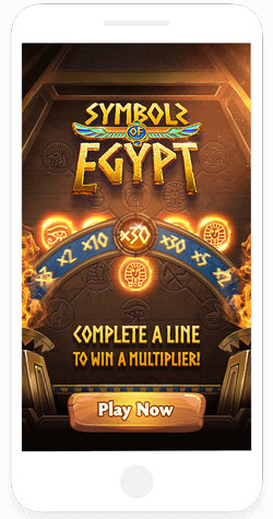 Symbols of Egypt Demo
